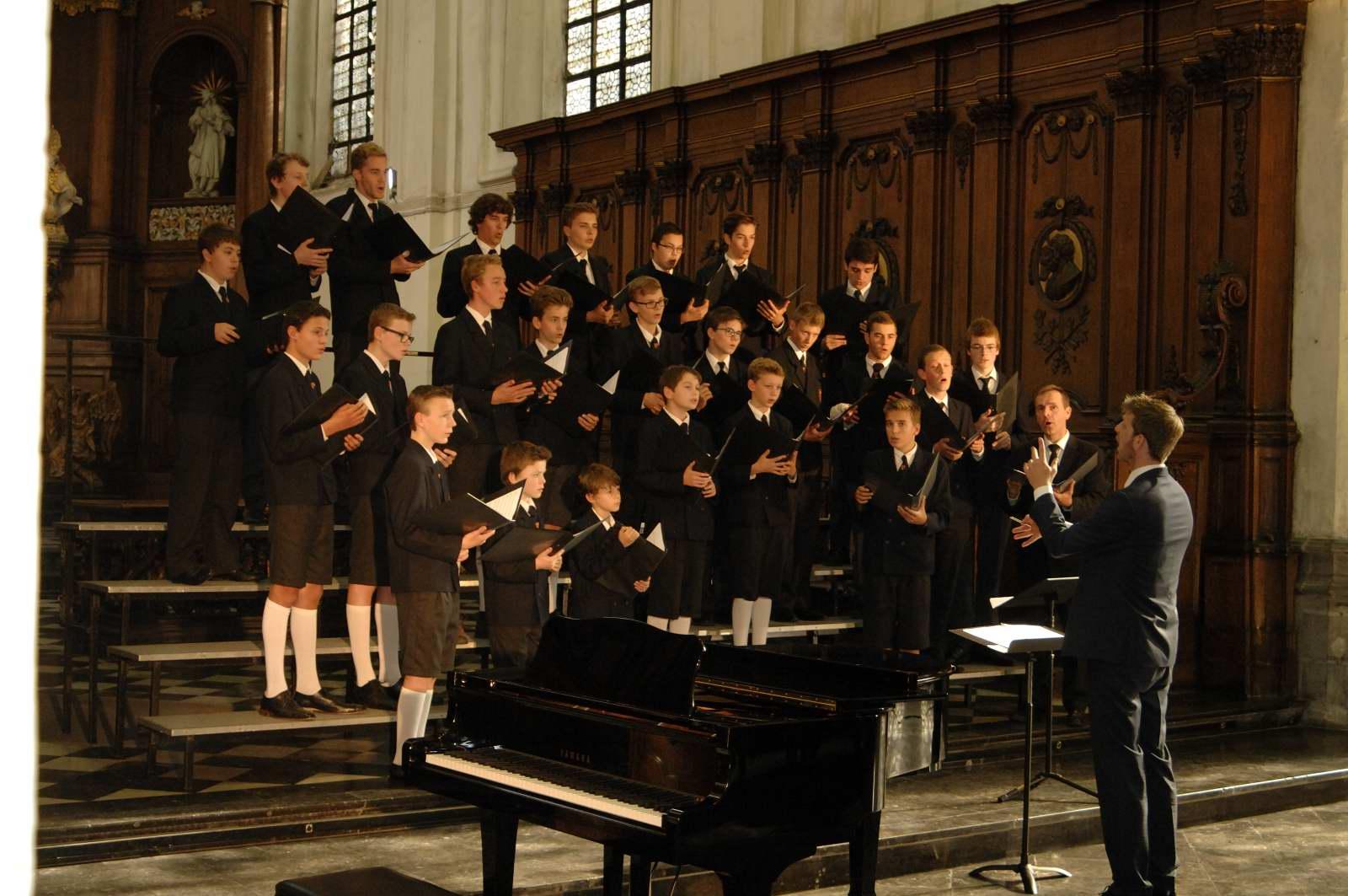 Kerstconcert in Sint-Bavo Zellik