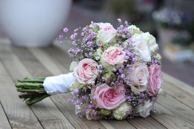Huwelijksviering te Elsene