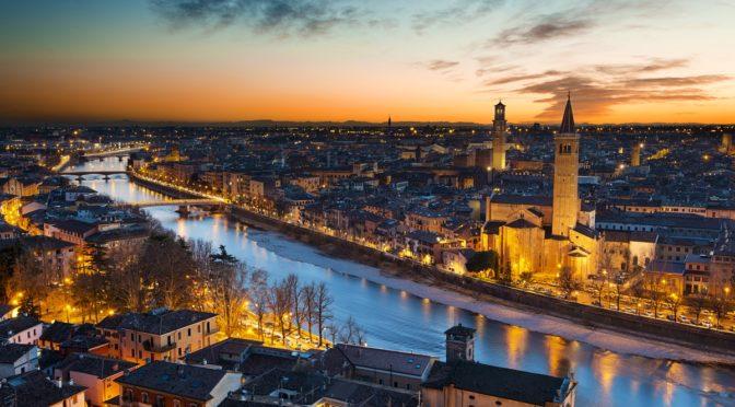 Koorreis Aveyron - Verona - Schweiz