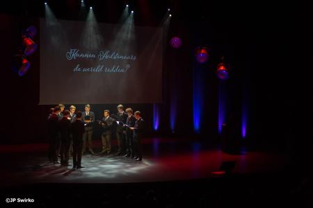 Theatervoorstelling CC DE Werf Aalst 2018