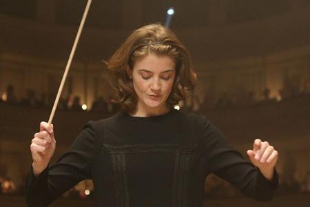 Filmopname 'De dirigent' 2017