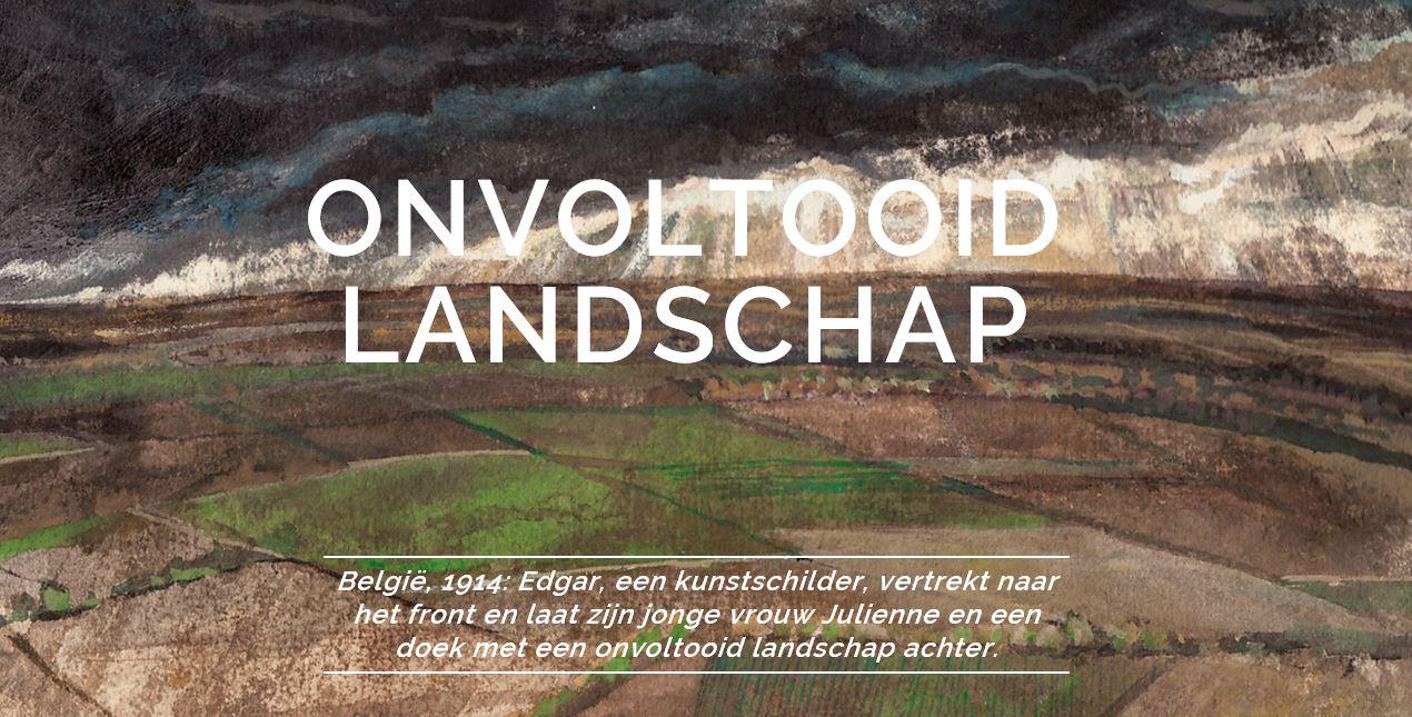 Onvoltooid landschap