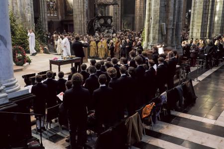 Kerstconcert Sint-Baafs Kathedraal 25 december 2018