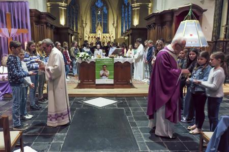 Misviering O-L-Vrouwekerk Nieuwerkerken