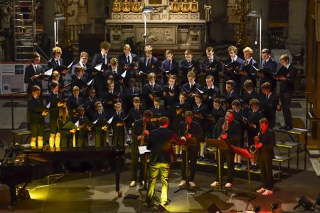 Jubel Kerstconcert Joy to the World! 18 december 2019