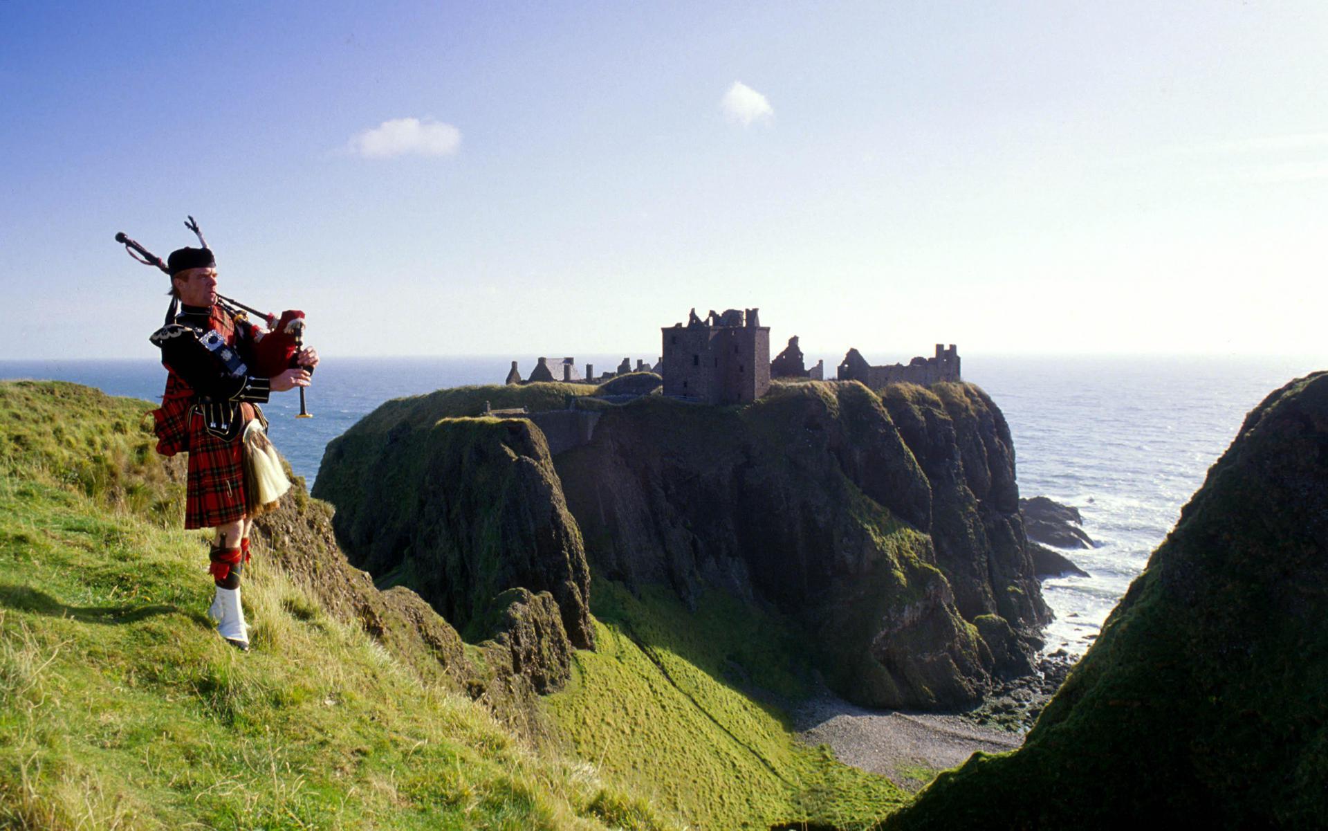 Koorreis naar Schotland