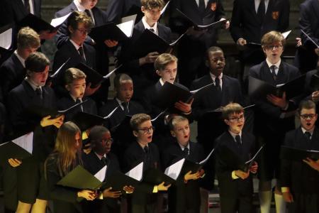 Jubel Kerstconcert Joy to the World! ©Persoons