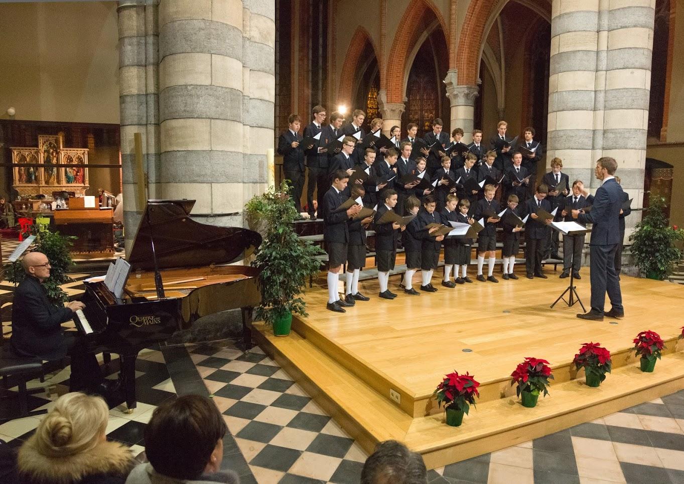 Jubelconcert te Gent ter gelegenheid van het 50-jarig bestaan van Amade België
