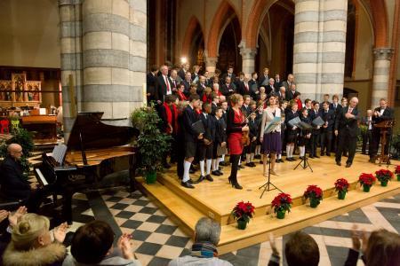 Kerstconcert - Mijlbeek Aalst 2015