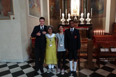 Lecco (Italië) / Lourdes (Frankrijk) 2016