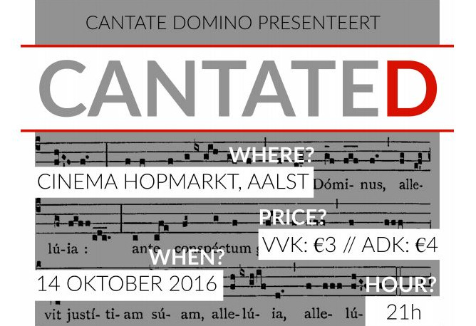 Cantate D.