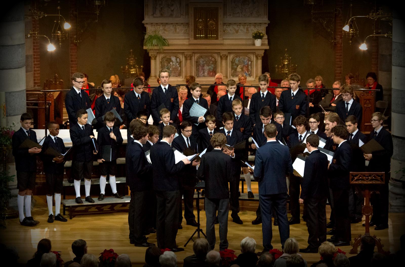 Kerstconcert kerk Mijlbeek i.s.m. Incensum