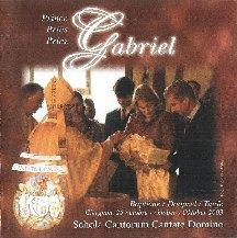 Doopsel Prins Gabriël